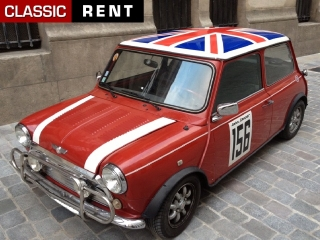 Cooper Location 1988 Rouge Austin Mini De JF1c3luTK