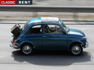 location fiat 500 vert de 1970 louer fiat 500 vert de 1970. Black Bedroom Furniture Sets. Home Design Ideas