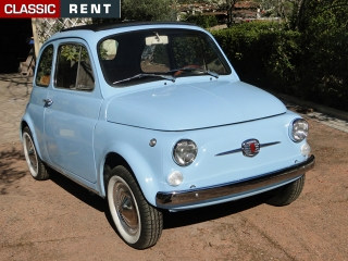 location fiat 500 bleu de 1972 louer fiat 500 bleu de 1972. Black Bedroom Furniture Sets. Home Design Ideas