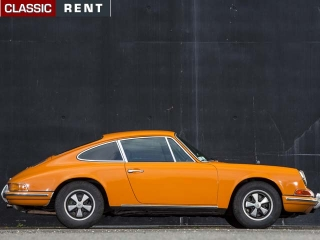 location porsche 911 orange de 1970 louer porsche 911 orange de 1970. Black Bedroom Furniture Sets. Home Design Ideas