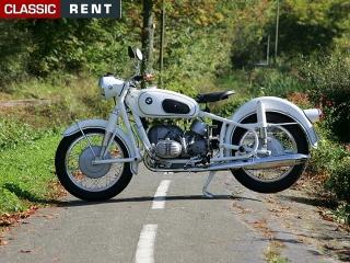 location moto blanc de 1968 louer moto blanc de 1968. Black Bedroom Furniture Sets. Home Design Ideas