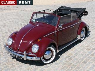 voiture coccinelle 1964