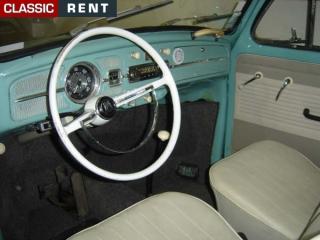 Location volkswagen coccinelle vert de 1962 louer for Chauffage interieur voiture