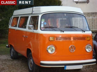 location volkswagen combi orange de 1979 louer. Black Bedroom Furniture Sets. Home Design Ideas
