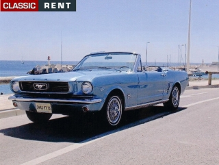 location ford mustang bleu de 1966 louer ford mustang bleu de 1966. Black Bedroom Furniture Sets. Home Design Ideas