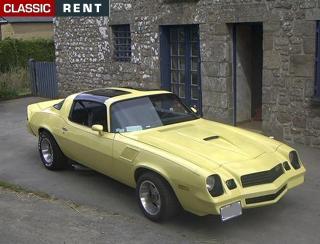 location chevrolet camaro jaune de 1978 louer chevrolet camaro jaune de 1978. Black Bedroom Furniture Sets. Home Design Ideas