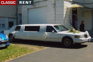 location voiture luxe mariage