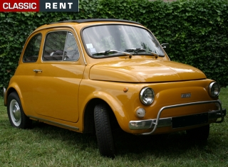 location fiat 500 jaune de 1971 louer fiat 500 jaune de 1971. Black Bedroom Furniture Sets. Home Design Ideas