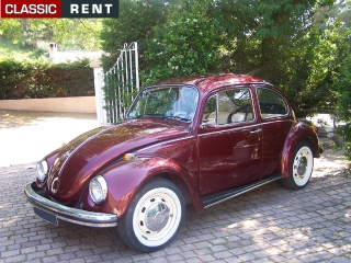 location volkswagen coccinelle bordeaux de 1974 louer volkswagen coccinelle bordeaux de 1974. Black Bedroom Furniture Sets. Home Design Ideas