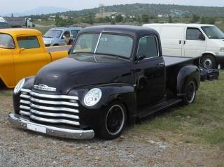 location chevrolet pickup noir de 1949 louer chevrolet pickup noir de 1949. Black Bedroom Furniture Sets. Home Design Ideas