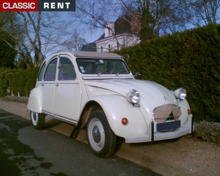 location citro n 2 cv beige de 1972 louer citro n 2 cv beige de 1972. Black Bedroom Furniture Sets. Home Design Ideas