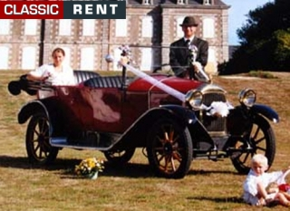 location voiture ancienne mariage