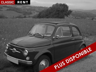 location fiat 500 rouge de 1967 louer fiat 500 rouge de 1967. Black Bedroom Furniture Sets. Home Design Ideas