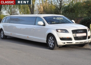 location audi q7 limousine blanc de 2010 louer audi q7 limousine blanc de 2010. Black Bedroom Furniture Sets. Home Design Ideas