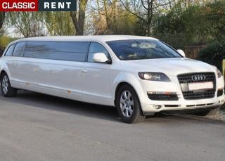 location audi q7 limousine blanc de 2010 louer audi q7 limousine blanc de 2010. Black Bedroom Furniture Sets. Home Design Ideas