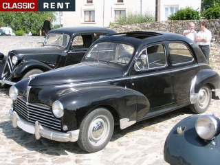 location peugeot 203 noir de 1954 louer peugeot 203 noir de 1954. Black Bedroom Furniture Sets. Home Design Ideas