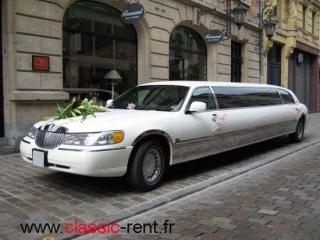 location limousine lincoln blanc de 2002 louer limousine lincoln blanc de 2002. Black Bedroom Furniture Sets. Home Design Ideas