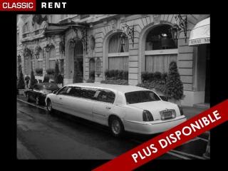 location limousine lincoln blanc de 2006 louer limousine lincoln blanc de 2006. Black Bedroom Furniture Sets. Home Design Ideas