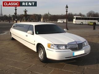 location limousine lincoln blanc de 2005 louer limousine lincoln blanc de 2005. Black Bedroom Furniture Sets. Home Design Ideas