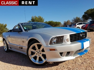 location ford mustang gris de 2006 louer ford mustang gris de 2006. Black Bedroom Furniture Sets. Home Design Ideas
