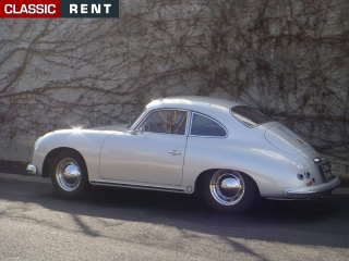 location porsche 356 gris de 1957 louer porsche 356 gris de 1957. Black Bedroom Furniture Sets. Home Design Ideas
