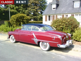 location oldsmobile 88 bordeaux de 1952 louer oldsmobile 88 bordeaux de 1952. Black Bedroom Furniture Sets. Home Design Ideas