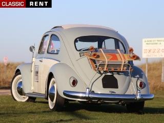 location volkswagen coccinelle beige de 1960 louer volkswagen coccinelle beige de 1960. Black Bedroom Furniture Sets. Home Design Ideas