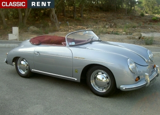 location porsche 356 gris de 1970 louer porsche 356 gris de 1970. Black Bedroom Furniture Sets. Home Design Ideas