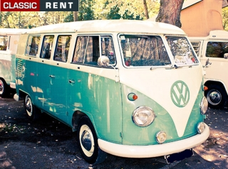 location volkswagen combi vert de 1962 louer volkswagen. Black Bedroom Furniture Sets. Home Design Ideas