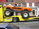 Louer une MONSTER TRUCK Bigfoot - Orange de 2007