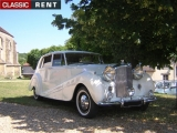 Louer une BENTLEY Mark 6 Blanc de 1951