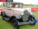 FORD - A - 1931 - Beige