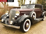CHEVROLET - Master - 1934 - Bordeaux