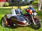 Harley Davidson - Electra ultra classic - 2014 - Marron