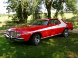 FORD - Torino - 1975 - Rouge