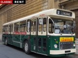 BUS Parisien de transport Urbain - 1975 - Beige