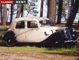 Citroën - Traction - 1935 - Beige