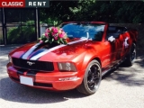 FORD - Mustang - 2007 - Rouge