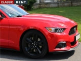 FORD - Mustang - 2015 - Rouge