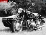 Side-Car - BMW R 60/2 - 1961 - Noir