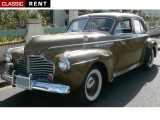 Louer une BUICK Eight Marron de 1941