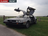 Delorean - Dmc 12 - 1982 - Gris