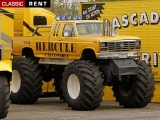 Louer une MONSTER TRUCK Bigfoot - Jaune de 2007