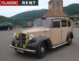 TAXI Anglais Londonien - 1954 - Beige